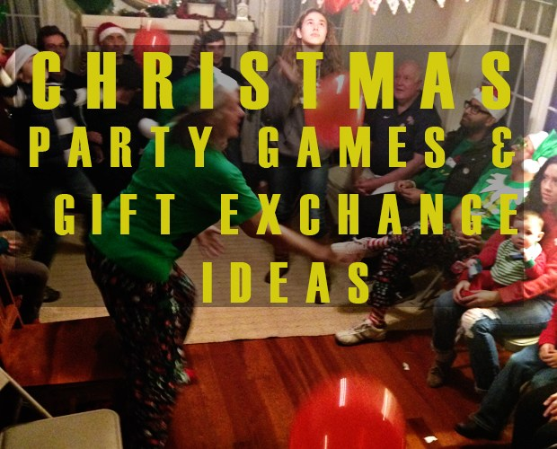 Christmas Party Ideas and Games