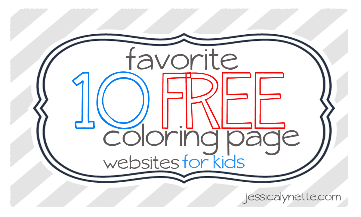 Free Coloring Pages Website