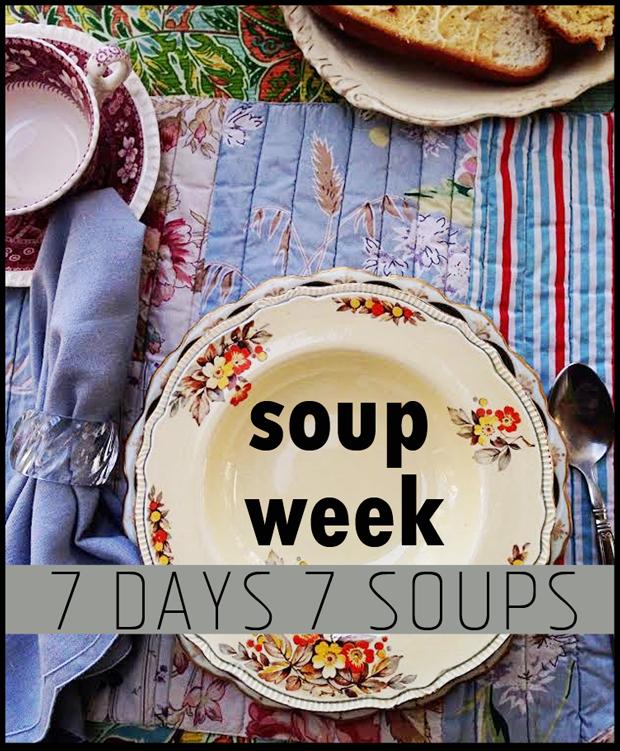 SOUP-WEEK-1