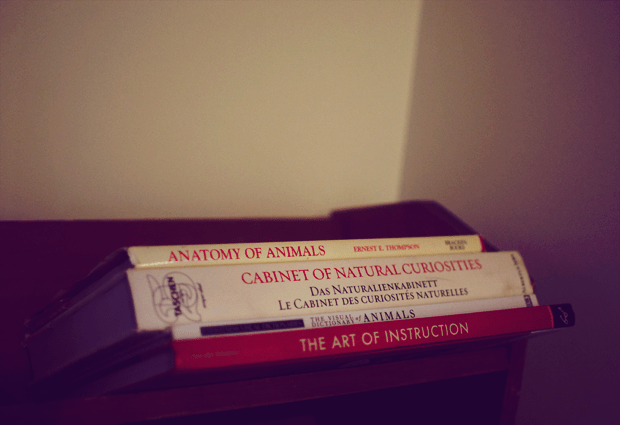 books-on-nature-study