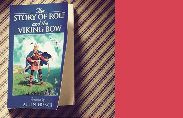 Rolf and the Viking Bow | Read Aloud - Middle Ages Living History book