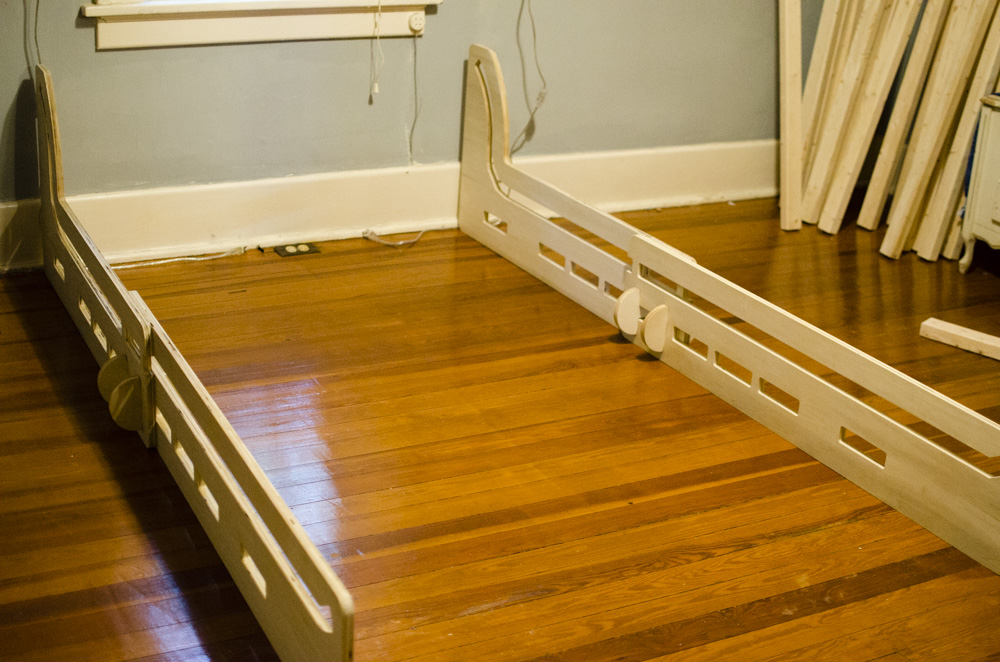It Is Very Simple And Yet Very Well Done And Makes The Job Of Creating Your  Own DIY Minimalist Bed Frame A Breeze!