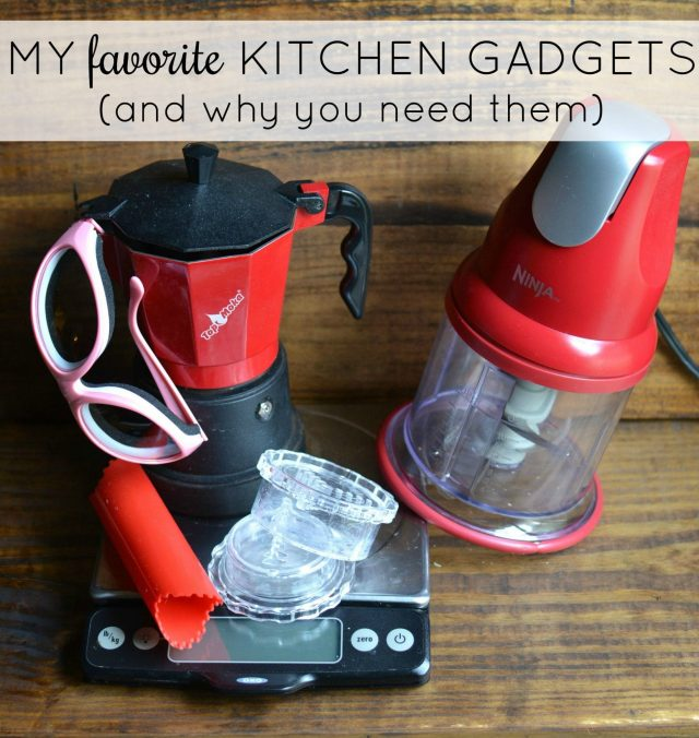 Kitchen Gadgets.