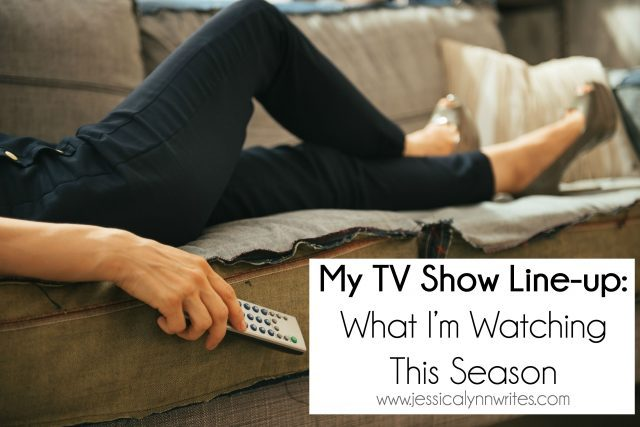 I've been waiting weeks—weeks—for this week to arrive, and it's finally here: it's time for new TV shows! What TV show is on your must-watch list?