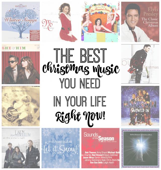 Christmas Music You Need Now