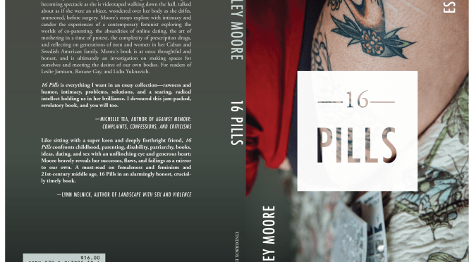 [REVIEW] The healing properties of 16 PILLS by Carley Moore