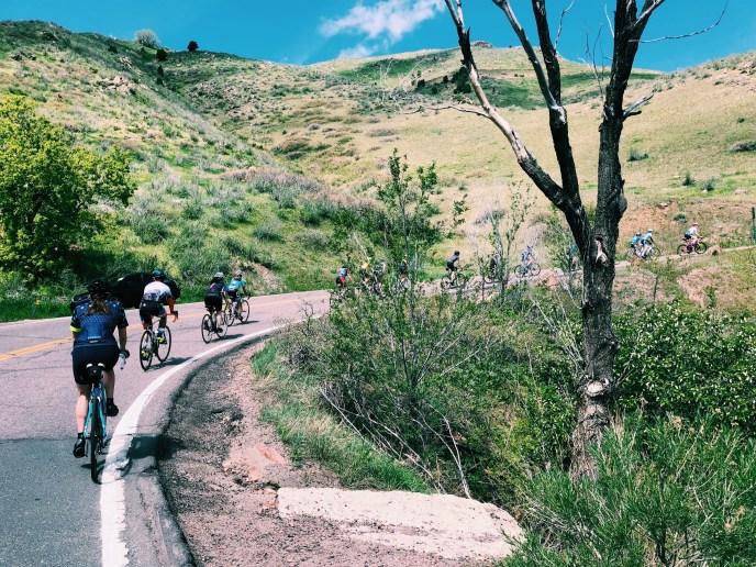 hill climb clinic