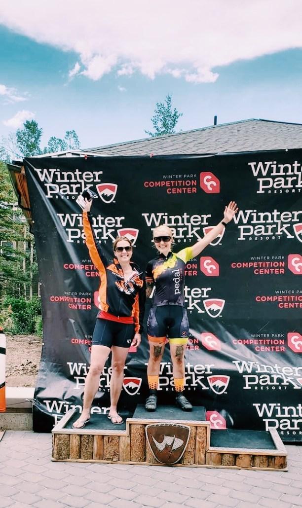 Mountain bike racing for beginners
