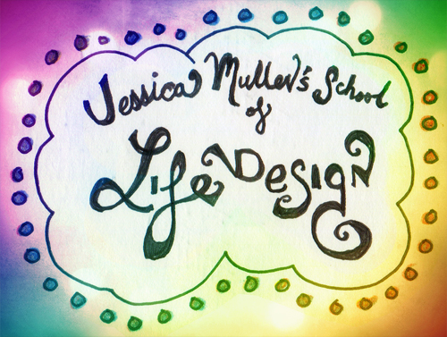 jessica mullen's school of life design