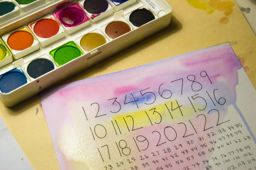 Watercolorful