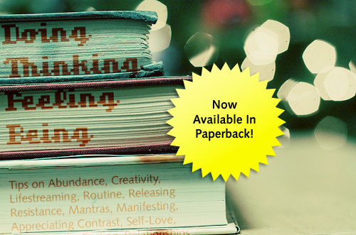 Doing Thinking Feeling Being - now available in paperback