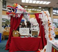 Bag Dragon Puppet