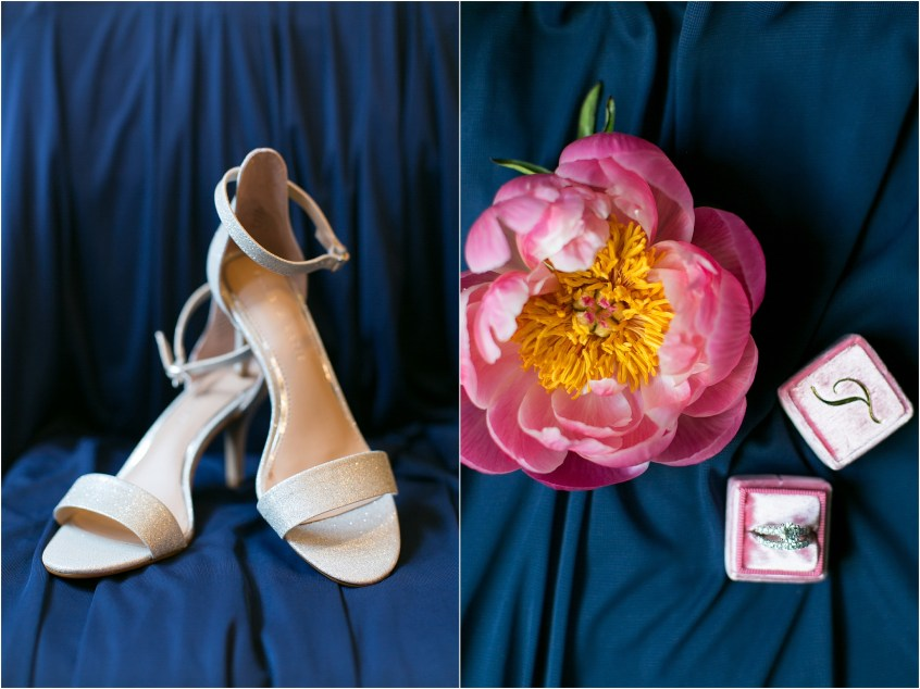 Chrysler Museum of Art Wedding Photography bridal details