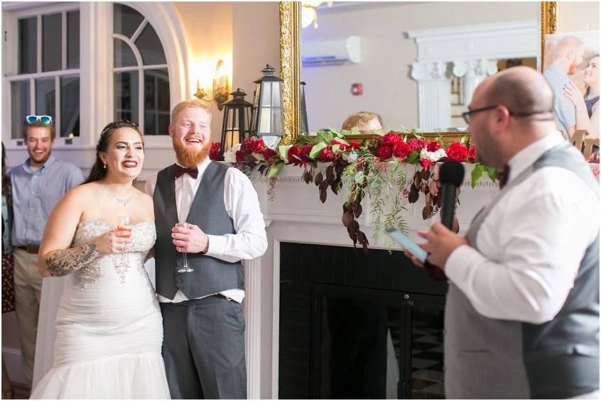 gourmet gang, fall wedding flowers, obici house wedding in suffolk virginia, virginia wedding photographer
