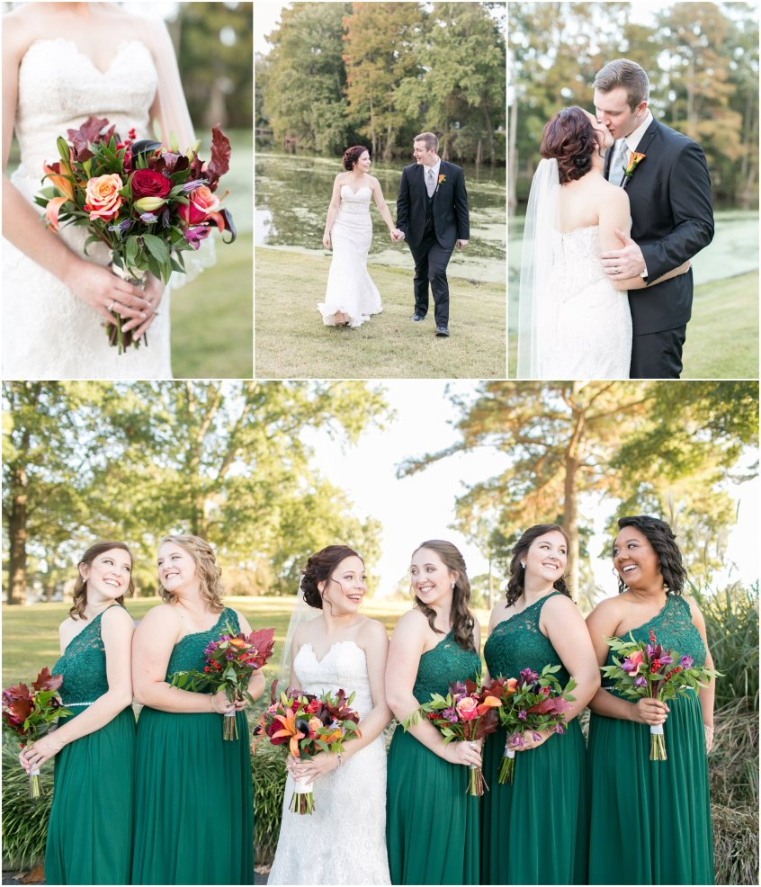 cypress point country club wedding virginia beach