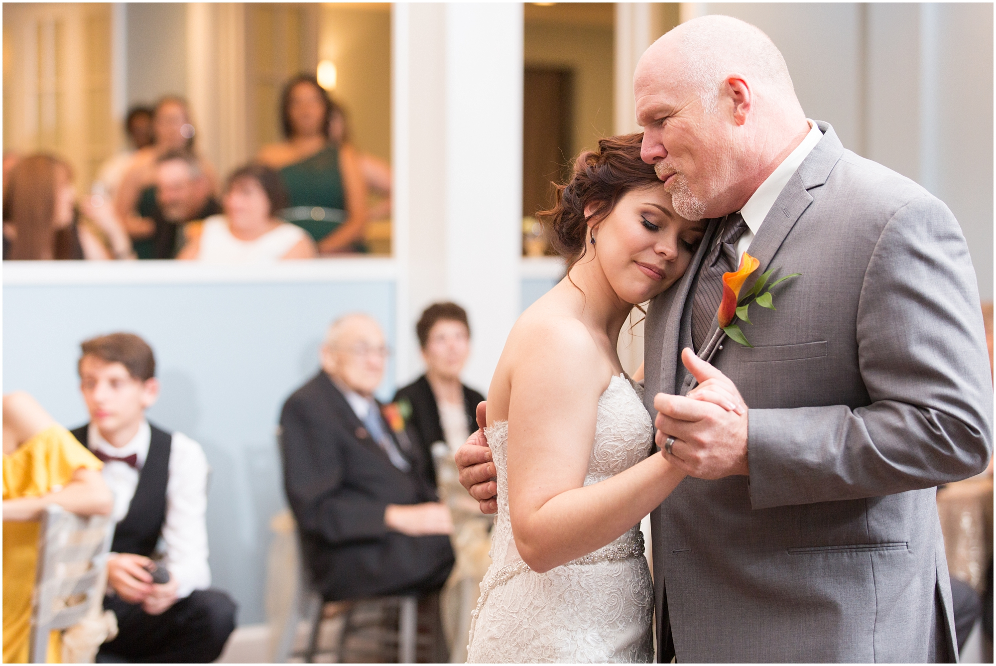 cypress point country club wedding virginia beach jessica ryan photography, fluttering flowers,