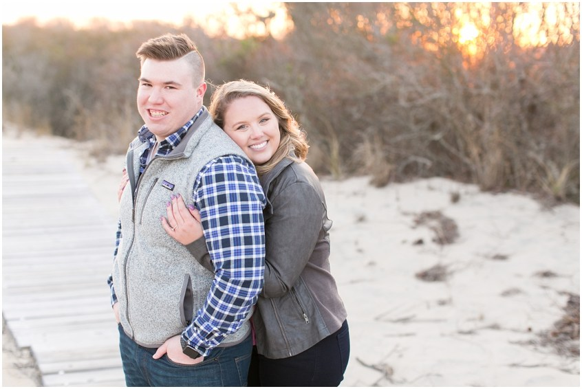 Virginia state park engagement photography