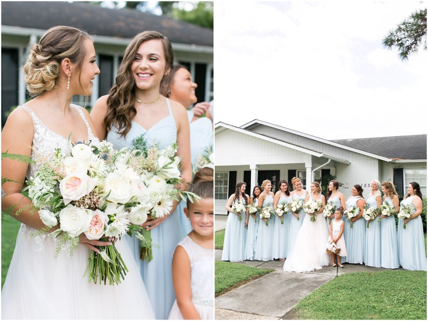 virginia beach wedding photography, bridal party, bridesmaids, here and now bridal wedding dress, jessica ryan photography, jessica ryan photographer