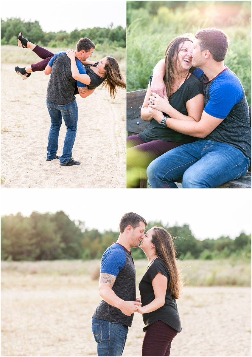 pleasure house point engagement photography, Virginia Beach couple, Jessica Ryan Photography