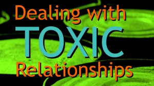 Letting Go of Toxic Relationships