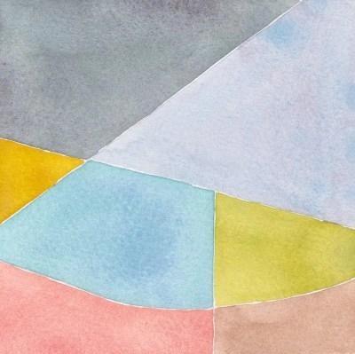 Little Watercolor Square