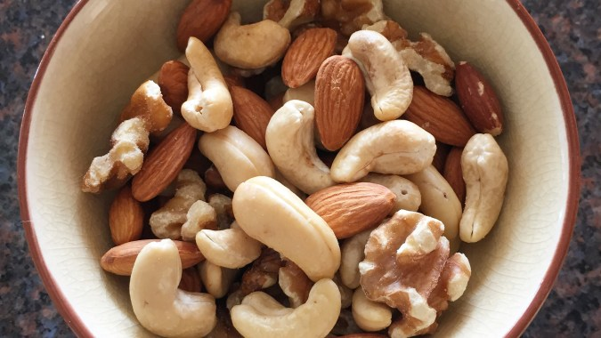 candida cleanse nuts