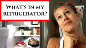 What's in my Refrigerator?