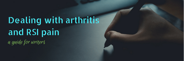 Dealing with arthritis and RSI pain