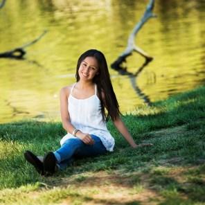 Jessy Ariaz - Modeling at Park