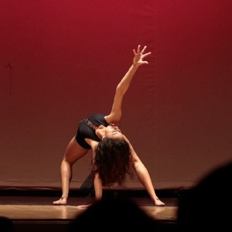 Jessy Ariaz - MHS Dance Concert 2017 - Wicked Games Solo