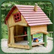 Kleine Hütten