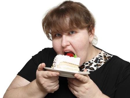 grubaska je tort