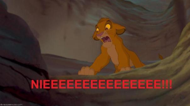 nieeeeeee król lew jestesmyfajni