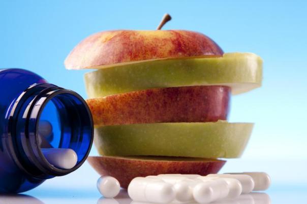 jabłko ma mnóstwo witamin