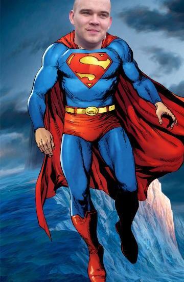 Superman jestesmyfajni jacek moje getry kopia