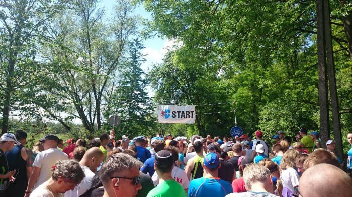 bielik bieg ćwierćmaraton jestesmyfajni start