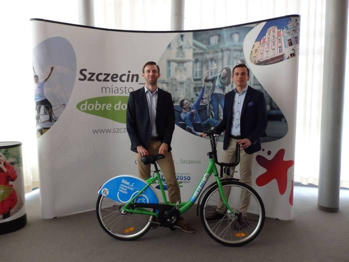 szczeciński rower miejski i jego pomysłodawcy
