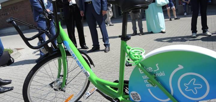 szczeciński rower miejski