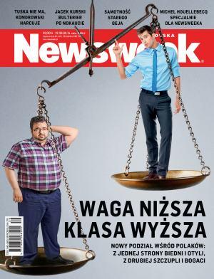 a w najnowszym newsweeku