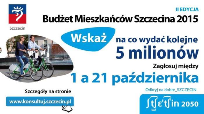 szczeciński budżet obywatelski