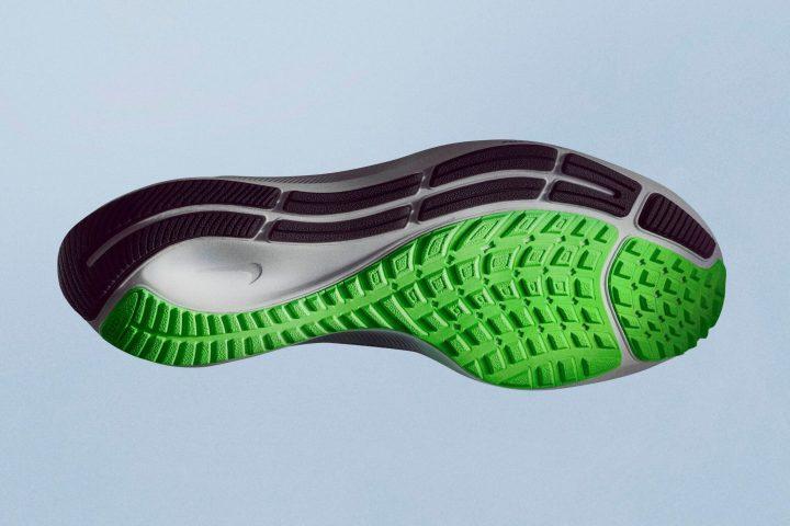 Nike Air Zoom Pegasus 37 recenzja podeszwa (3)