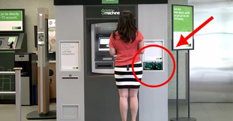 This Woman Wanted Just Withdraw Some Money… She Didn't Expect What Happened 2
