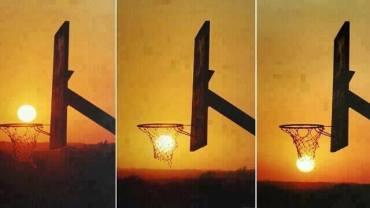 Dotknąć słońca... Przepiękne fotografie, które nie mogą nie zachwycić!