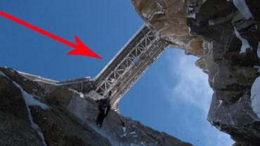 Najbardziej niebezpieczne mosty świata! Sprawdź, czy jesteś na tyle odważny, aby przejść po którymś z nich!