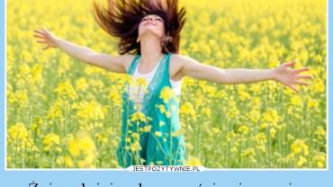 Żyj wolno, gdy szczęście Ci sprzyja…