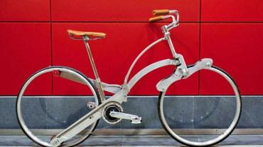 Ten rower wygląda normalnie... jednak jest coś, co sprawia, że jest naprawdę wyjątkowy!