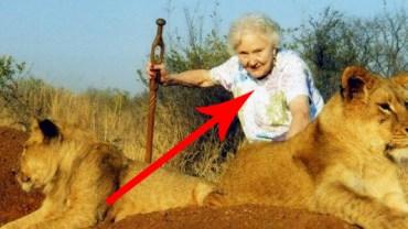 Ta kobieta ma 90 lat i głowę pełną pomysłów! Zobacz, co zrobiła po śmierci męża! :)