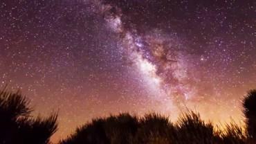 Fotograf przez tydzień filmował niebo na Teneryfie! Widok jest oszałamiający!