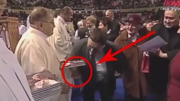 Ojciec Rydzyk i nowa sztuka walki - TRWAMKWONDO, czyli jak w mistrzowski sposób przyjmować koperty...