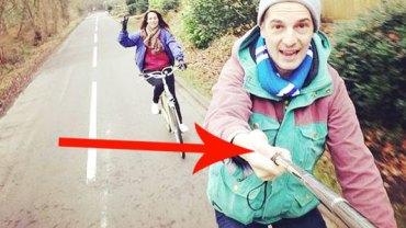 Masz problem ze zrobieniem udanego selfie? Z pomocą tego wynalazku będzie to łatwiejsze niż kiedykolwiek!